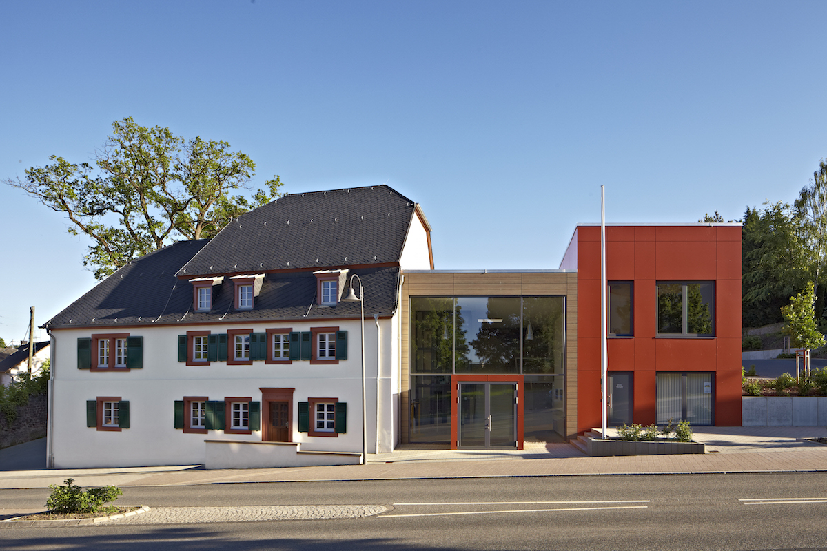 Bürgerhaus Hetzerath